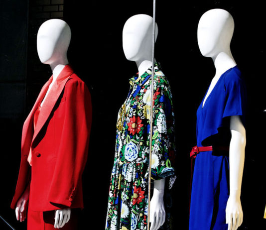 Fashion with artificial intelligence