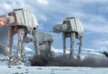 Star Wars AT-AT