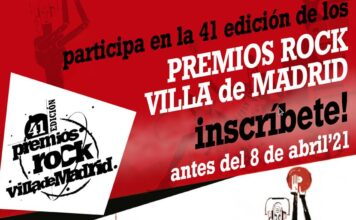 41 Premios Rock Villa Madrid
